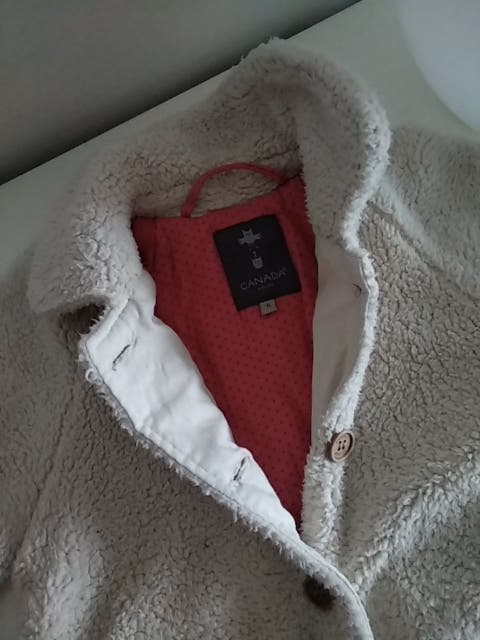 abrigo Canadá House talla 6