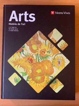 Libro de Historia del Arte (Bachillerato)