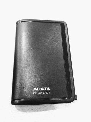 Disco duro externo 640 Gb