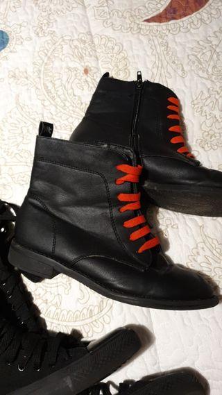 vestidos del fiestas y bolsas y zapatos