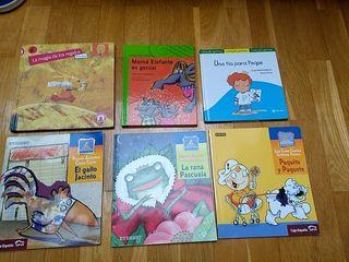 Lote libros infantiles primeros lectores
