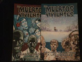 Comic Los Muertos Vivientes (The Walking Dead)