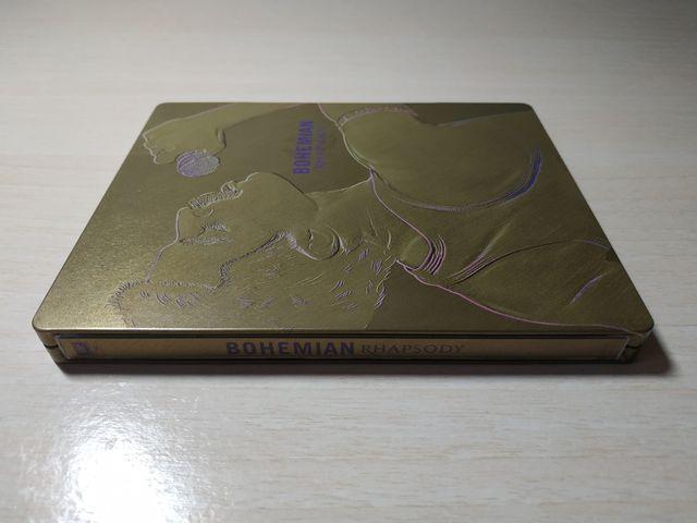 Bohemian Rhapsody Blu-Ray Steelbook