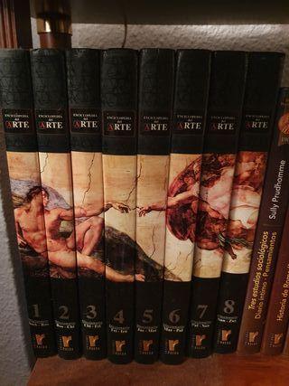 Enciclopedia del arte