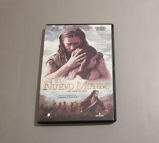Película DVD El Nuevo Mundo - The New World