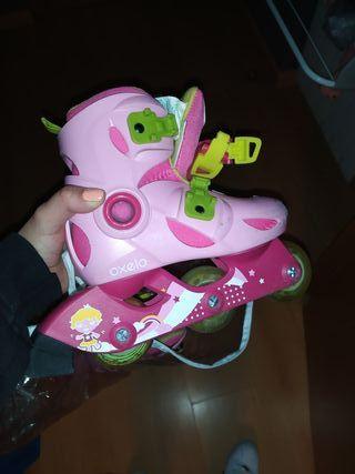 patines para Nina