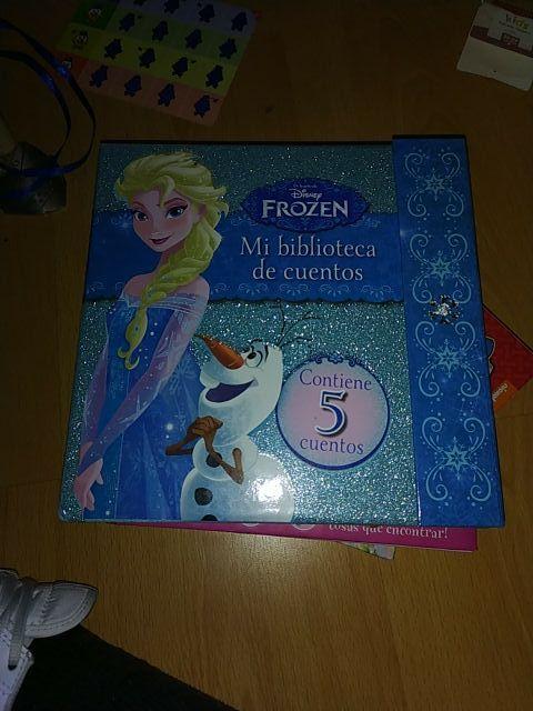 mi cuentos frozen