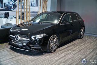 Mercedes-Benz Clase A 2019