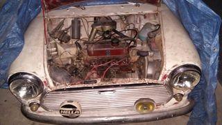morris mini 1000 1972