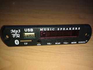 MP3 USB Bluetooth