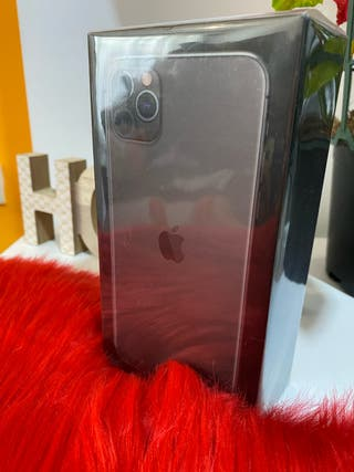 iPhone 11 pro 512gb negro precintado