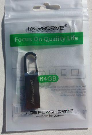 Pendribe 64 GB NUEVO Precintado