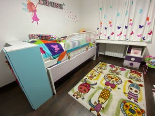 Habitación juvenil infantil