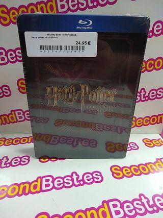 Película Harry Potter Colección Completa BR nueva