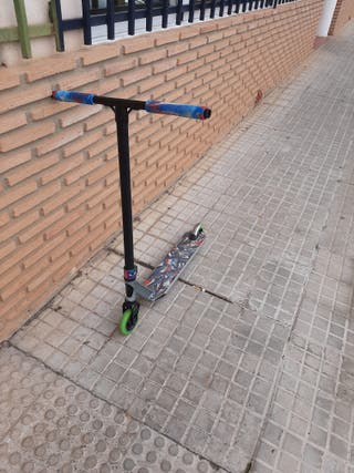 se vende patinete scooter freestyle