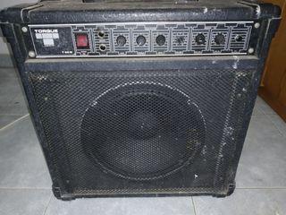 Amplificador torque bajo