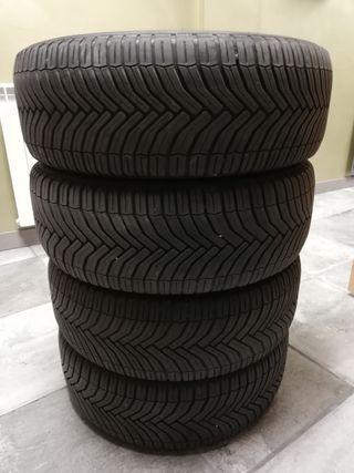 Neumáticos Michelín Crossclimate 205/55/16
