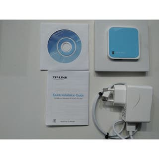 TP-link nano router wifi TL-WR702N