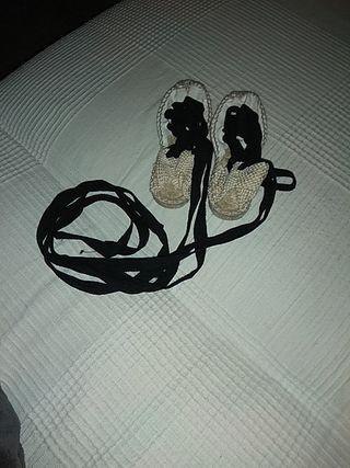 Zapatillas de baturro.