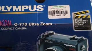 Camara Digital Video y Fotos Olympus, Zoom Optico