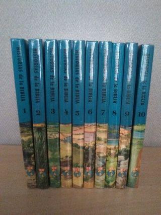 colección historias de la biblia