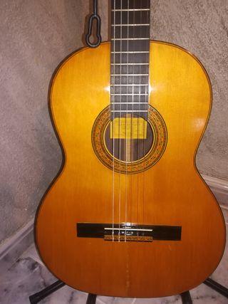 Guitarra Juan Estruch 1970.