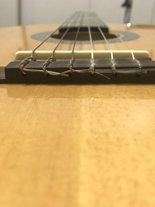Guitarra clásica (española) ADMIRA Alba seminueva