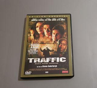 Película DVD Traffic