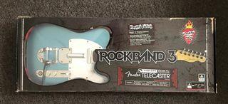 Guitarra Fender Telecaster - RockBand 3