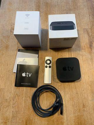 Apple TV A1469 completo. Mac.