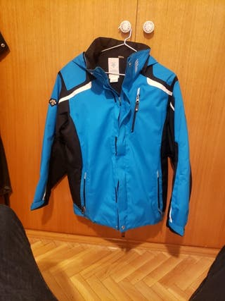Anorak Azul Skii DESCENTE
