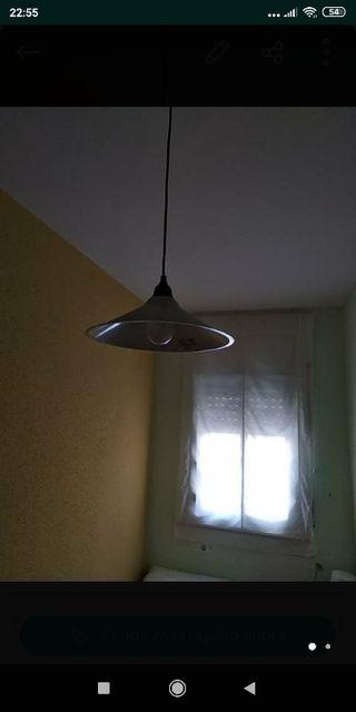 lampara de techo poco uso