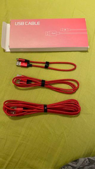 Cables USB C a USB A