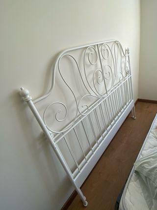 Estructura cama LEIRVIK IKEA