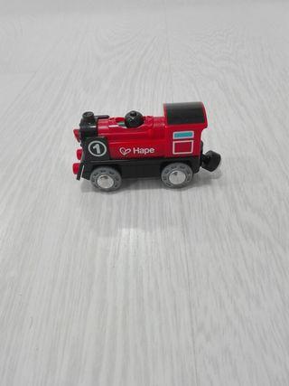 locomotora Hape