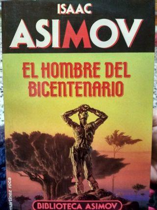 5 libros Isaac asimov