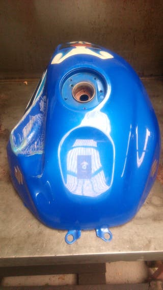 Depósito gasolina combustible GSXR 600 k4 k5