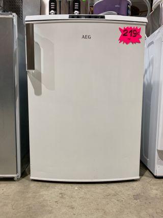 Congelador AEG con garantía