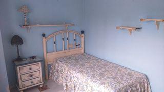 Dormitorio juvenil sin armario