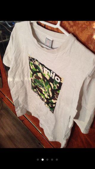 Camiseta bape