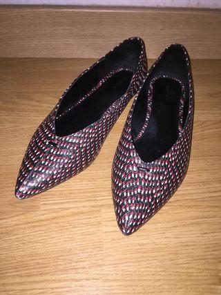 Zapatos parfois mujer
