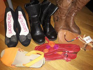 calzado verano/invierno