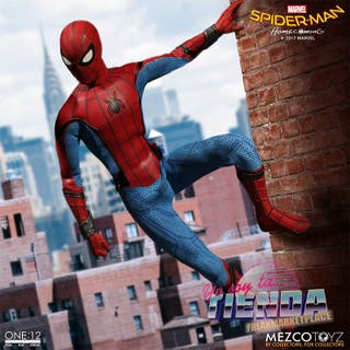 SPIDERMAN HOMECOMING, MARVEL, ONE:12