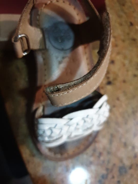 Sandalias de niña 22