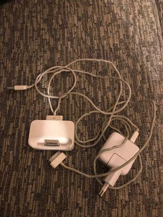 Cargador iPod y la base