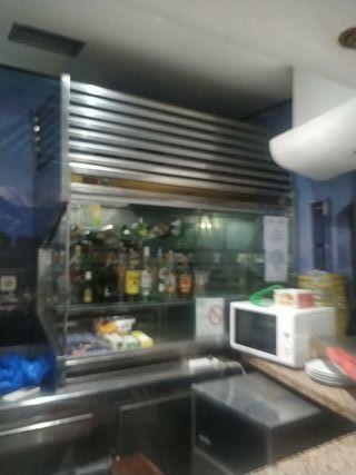vitrina frigorífica de mostrador