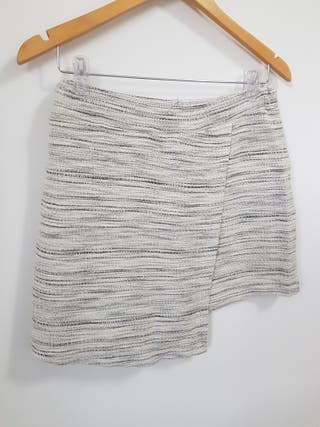 Falda de invierno talla M