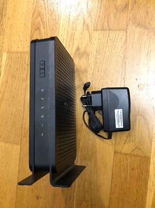Cable-Modem Router Wifi Netgear