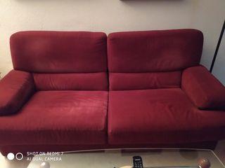 Conjunto sofás 3 + 2