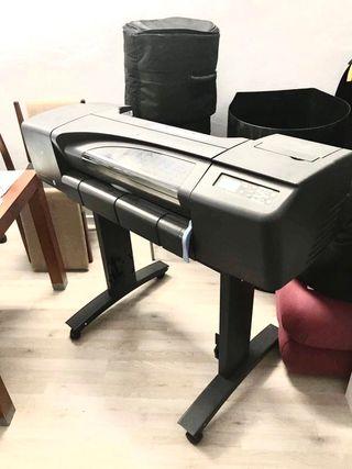 Impresora Plotter HP DESIGNJET 800